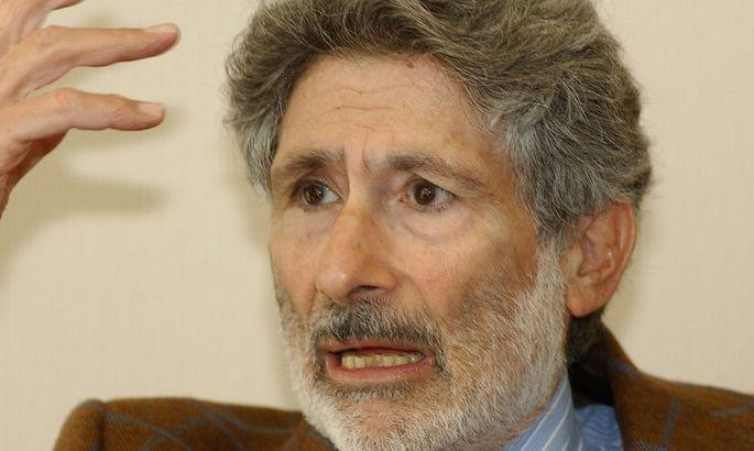 Prägte den Begriff Orientalismus: Edward Said.
