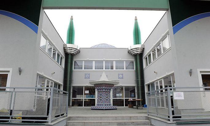 Archivbild: Eine Atib-Moschee in Bad Vöslau