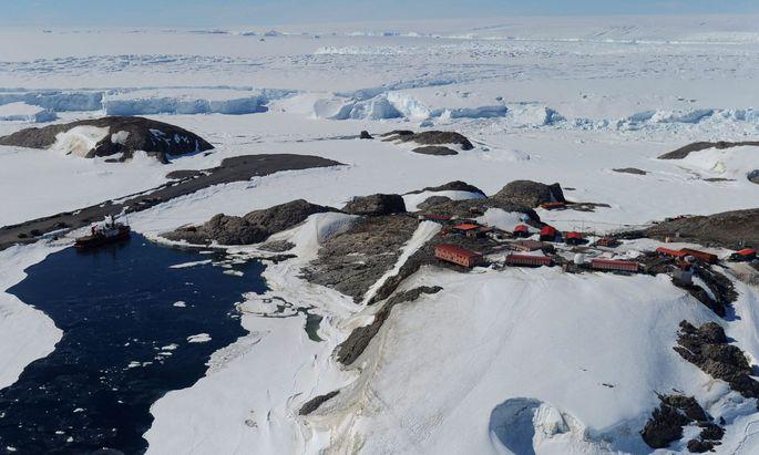 Man schrieb das Jahr 1910, als der britische Polarforscher Ernest Shackleton nach Wien reiste, um im Musikverein von seiner Antarktis-Expedition zu berichten.