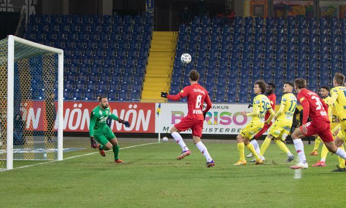 SOCCER - BL, St.Poelten vs RBS
