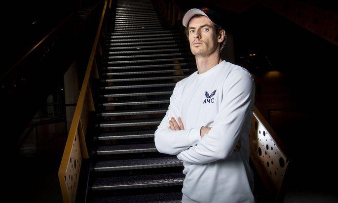 Andy Murray (Gbr) TENNIS : Open Sud de France 2021 - Montpellier - 22/02/2021 JBAutissier/Panoramic PUBLICATIONxNOTxINx