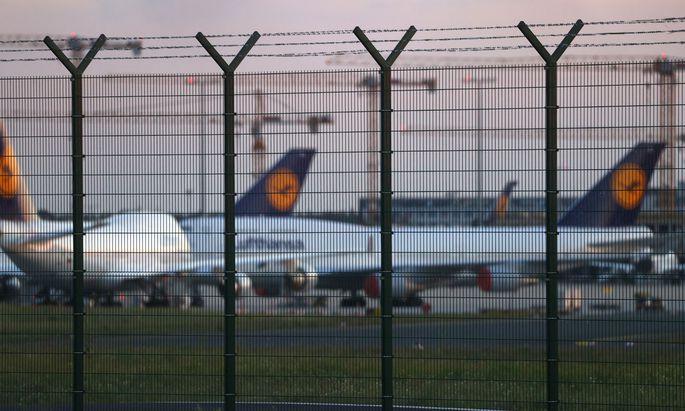 Deutschland stützt Lufthansa mit Milliarden