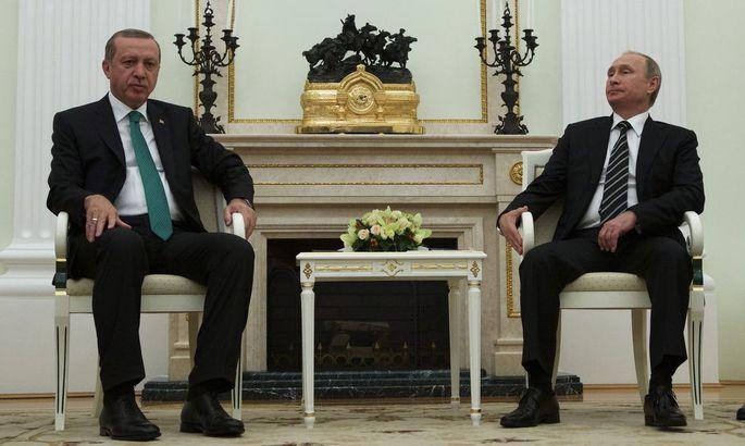 RUSSIA TURKEY DIPLOMACY