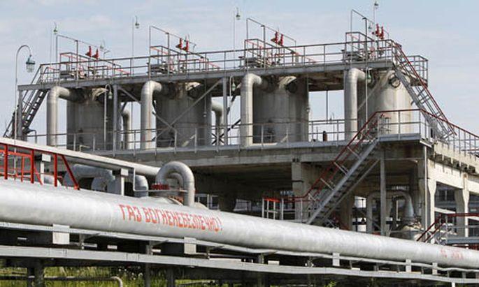 Gazprom will Gasspeicher Europa