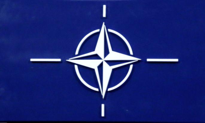 Logo der Nato