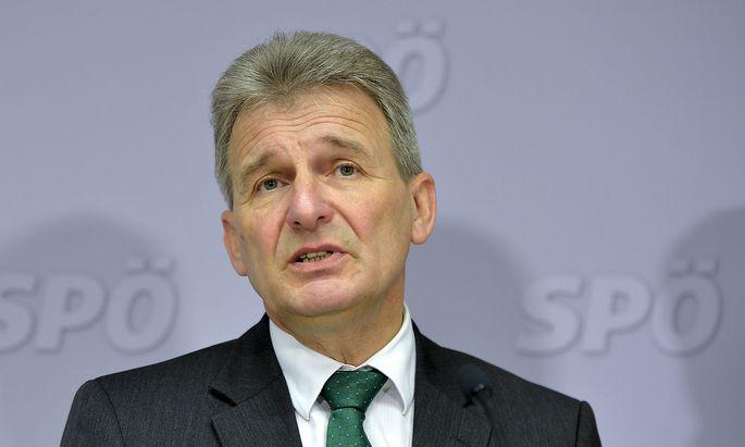 """Foglar: """"Unsinn, dass Regierungspakt ÖVP-Programm ist"""""""