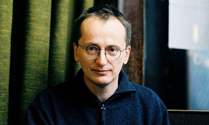 Martin Blumenau (1960-2021).