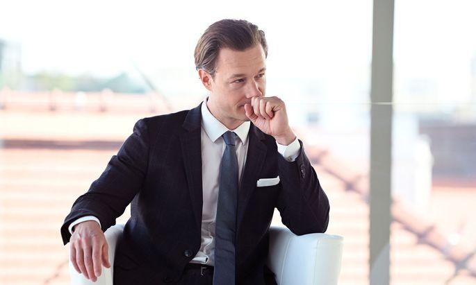 Gernot Blümel, Finanzminister