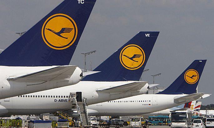 Giftige Atemluft Cockpit Lufthansa