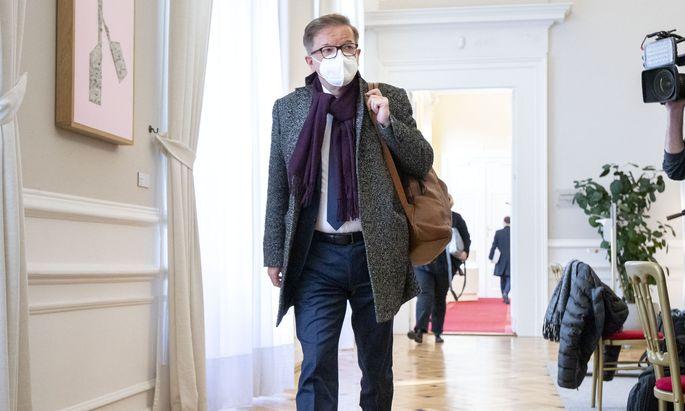 Rudolf Anschober (Grüne) will Geimpften, Getesteten und Genesenen mehr Freiheiten geben.