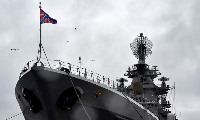 RUSSIA-ARMY-WARSHIP