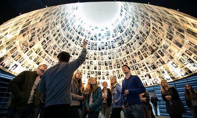 Die Ästhetik der Holocaust-Gedenkstätte Yad Vashem in Jerusalem (Israel) wird weltweit kopiert.