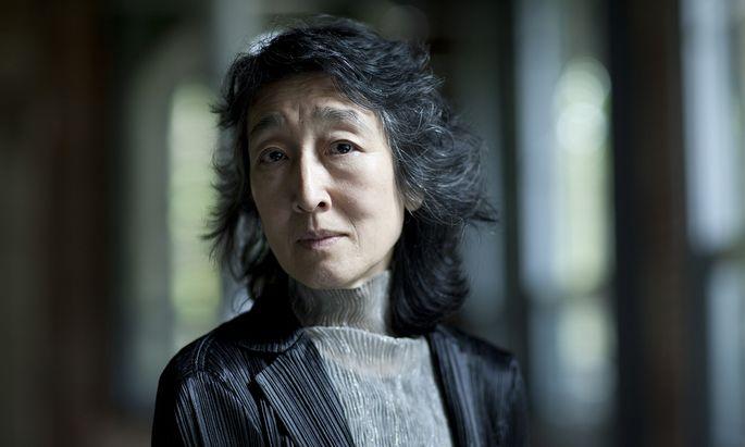 Pianistin Mitsuko Uchida.