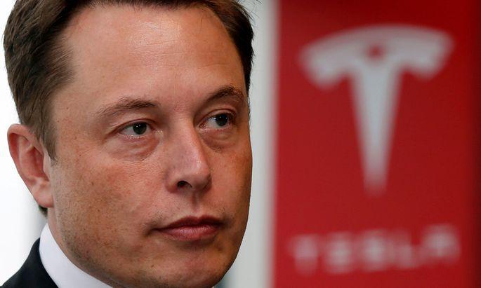 Tesla-Chef Elon Musk solle vorerst schweigen, rät der Tesla-Verwaltungsrat.