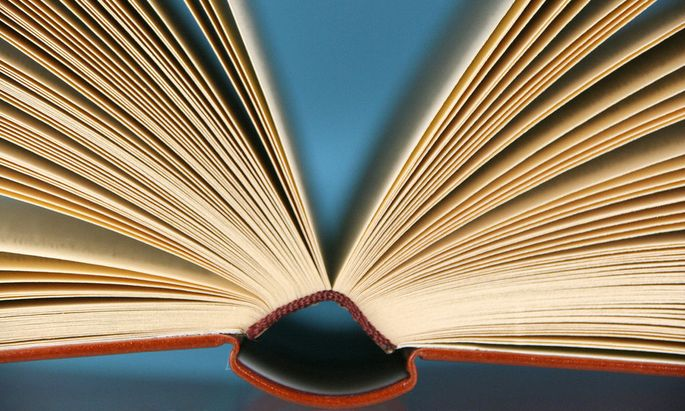 offenes Buch - open book
