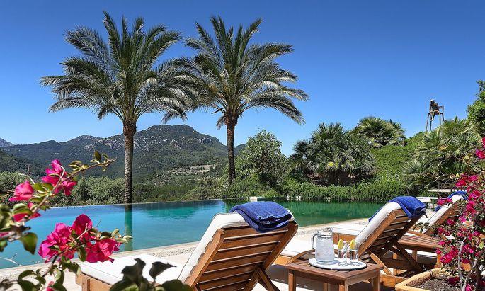 In den Nähe von Palma de Mallorca