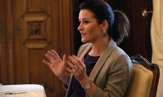 Cornelia Koller, Präsidentin der Vereinigung Österreichischer Staatsanwältinnen und Staatsanwälte