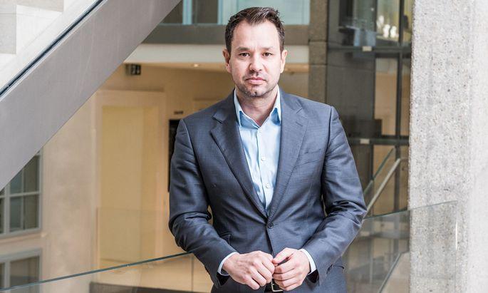 Öbag-Chef Thomas Schmid bleibt noch ein Jahr. Sein Vertrag wird nicht verlängert.