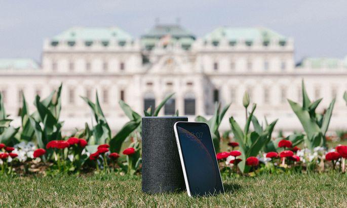 """Siri und Alexa - Zwei """"smarte"""" Frauen heiraten in Schloss Belvedere"""