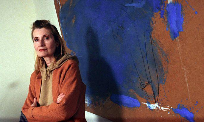 Elfriede Jelinek 24 fevrier 2003 AUFNAHMEDATUM GESCH�TZT PUBLICATIONxINxGERxSUIxAUTxHUNxONLY Copy