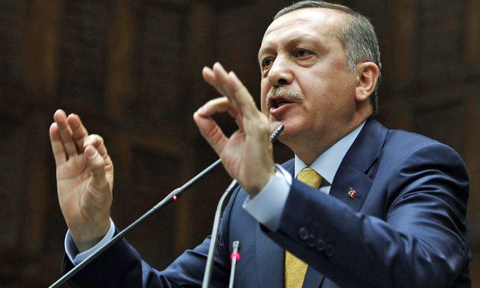Erdogan Islamophobie Verbrechen gegen