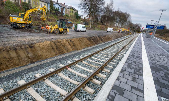 Bahn frei für chinesische Züge in Tschechien.