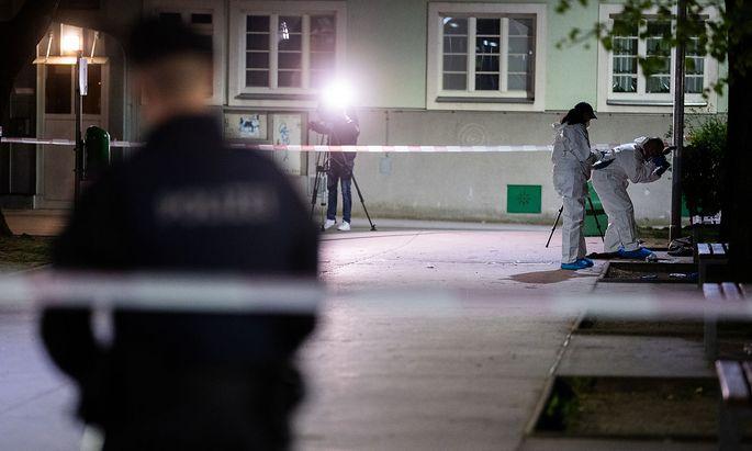 BLUTTAT IN WIEN-BRIGITTENAU - FRAU NACH KOPFSCHUSS GESTORBEN
