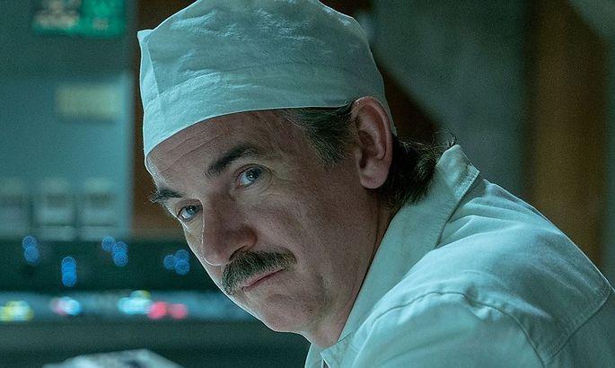 """In der großartigen Serie """"Chernobyl"""" gab er den Bösewicht - als stellvertretender Chefingenieur Anatoly Dyatlov."""