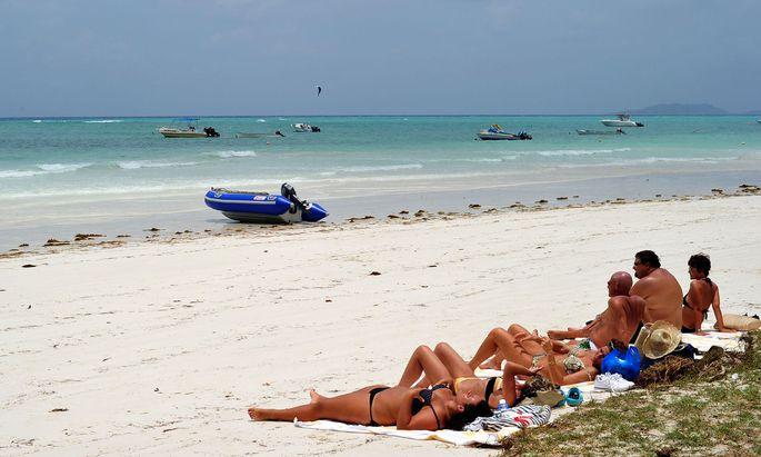 Die Seychellen sind nicht nur ein Urlauber-, sondern auch ein Steuerparadies