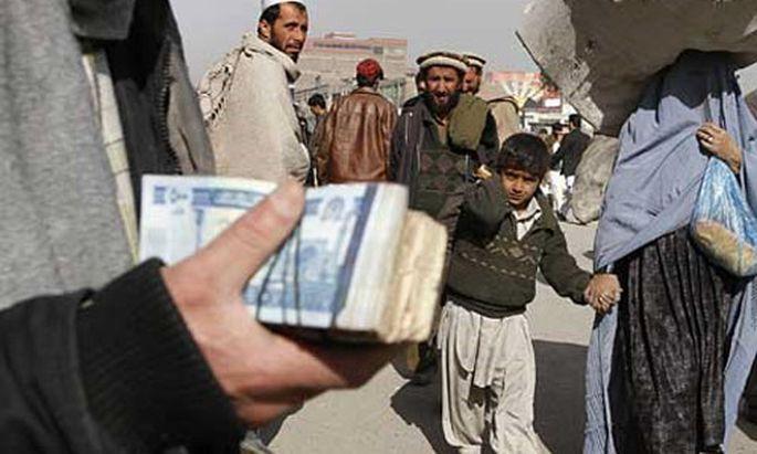 Korruption in Afghanistan seit dem Jahr 2006 verdoppelt