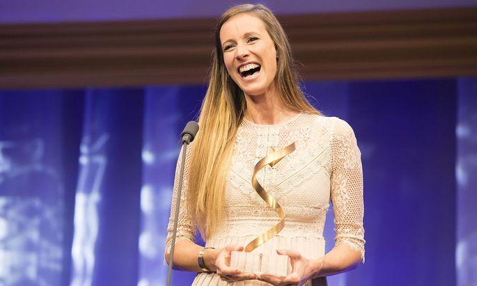 Cornelia Diesenreiter, Gewinnerin in der Kategorie Start-ups