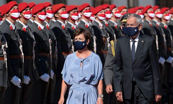 AUSTRIA-UKRAINE-DIPLOMACY-POLITICS