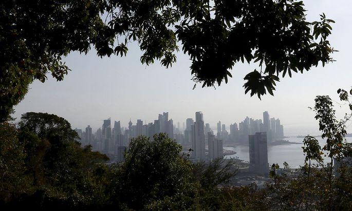 Der zentralamerikanische Kleinstaat Panama gilt aufgrund seiner Steuer- und Unternehmensgesetze als idealer Standort für Briefkastenfirmen.