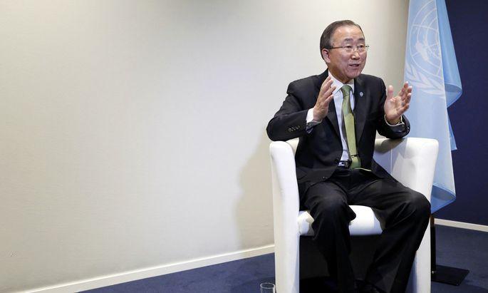 Wer folgt Ban Ki-moon nach? Die Entscheidung muss Ende des Jahres stehen.