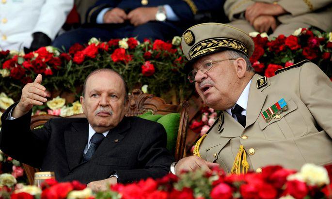 In Algerien geht die Ära Bouteflika zu Ende.