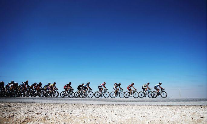 Der Skandal weitet sich auch auf den Radsport aus.