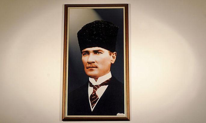 Ein begeisterter Europäer: Atatürk