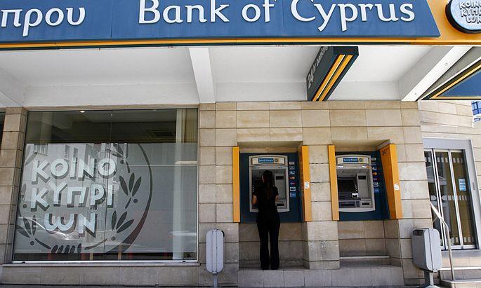 Zypern Grosssparer verlieren Prozent