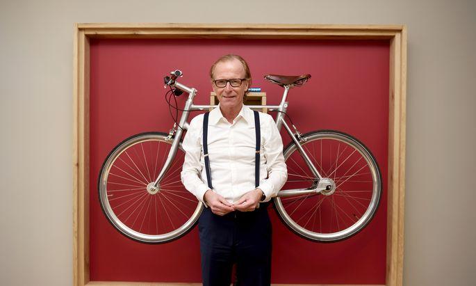 Ex-Raiffeisen-Manager Georg Kraft-Kinz.