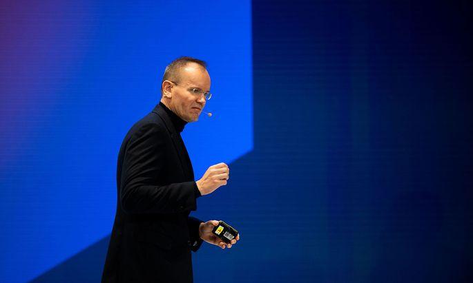 Der Österreicher Markus Braun war bis vergangenen Freitag CEO von Wirecard.