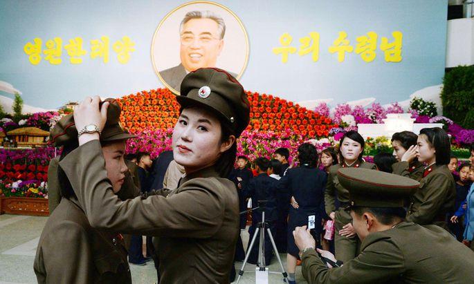 Nordkorea, Drogen, Diktatur, Kim