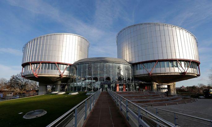 Prüft das belgische Sterbehilfe-Gesetz: Der europäische Gerichtshof für Menschenrechte in Strassburg.