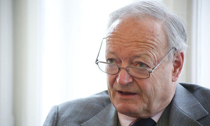 Nach der Absage von Erwin Pröll soll Andreas Khol die Präsidentschaftswahl für die ÖVP gewinnen