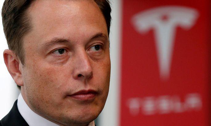 Tesla-Chef Elon Musk hat noch keine Zusagen für Gelder aus Saudi-Arabien