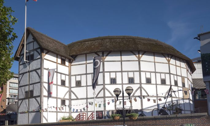 Globe Theater London.