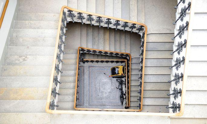 Altbau Stiegenhaus
