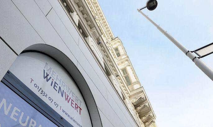 Die Wienwert-Insolvenz beschäftigt auch die Korruptionsstaatsanwaltschaft.