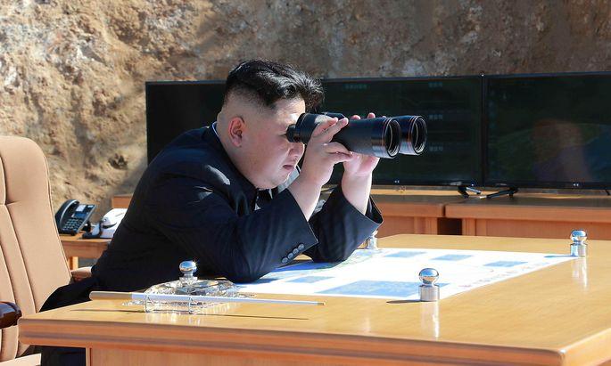 Im 21. Jahrhundert ist Nordkorea das einzige Land, das bisher Atomtests durchgeführt hat