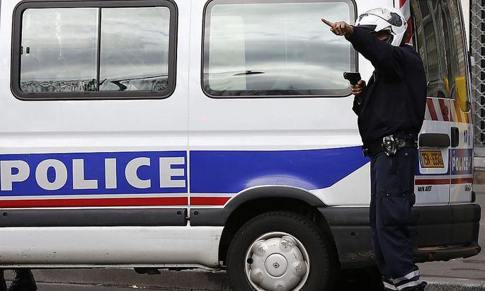 Archivbild - Die französischen Ermittler nahmen angeblich einen Österreicher wegen Terrorverdachts fest.