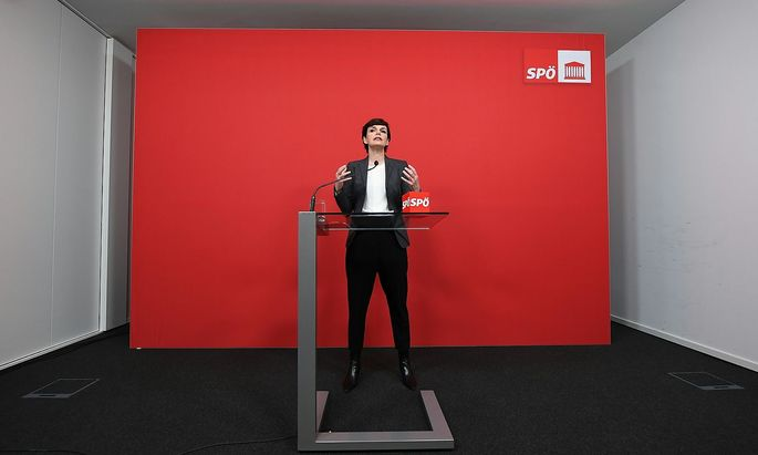 PK SPOe 'AKTUELLES': RENDI-WAGNER